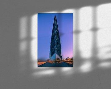 Aller-Media-Gebäude, Kopenhagen, Dänemark von Henk Meijer Photography