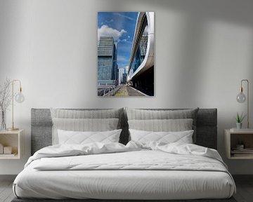Rotterdam von Iris van den Broek