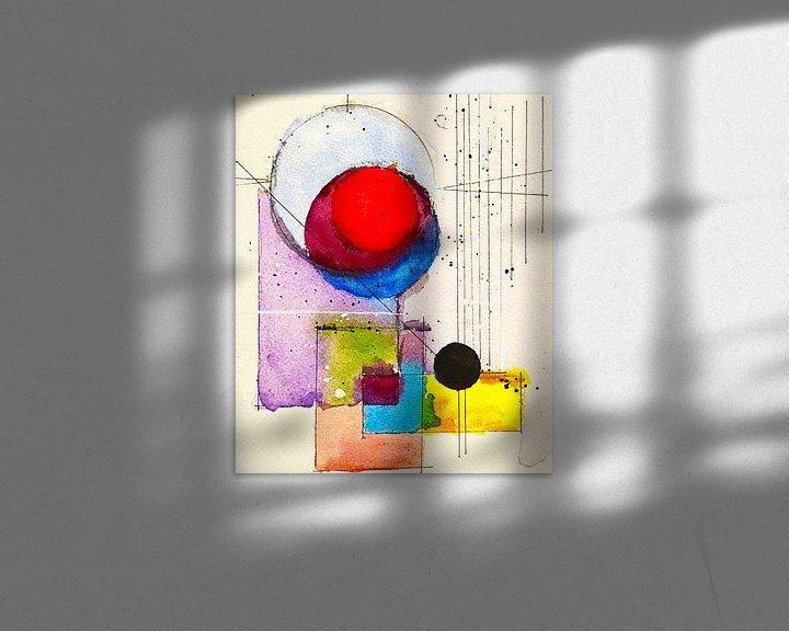 Beispiel: Sonne und Mond von Kay Weber