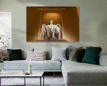 Lincoln Memorial, Washington D.C., Vereinigte Staaten von Henk Meijer Photography