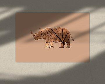 rhinobois von Catherine Fortin