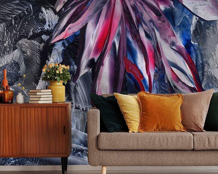 Sfeerimpressie behang: Mindfull Colors 09 van Terra- Creative
