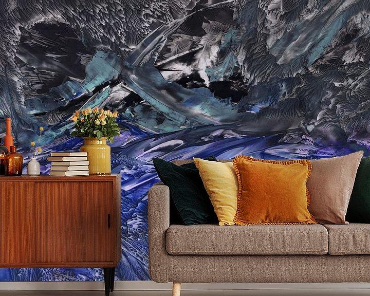 Sfeerimpressie behang: Mindfull Colors 08 van Terra- Creative
