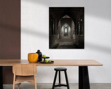 La vieille cathédrale sur Olivier Photography