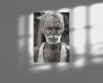 Mann aus Odisha, Indien von Affect Fotografie