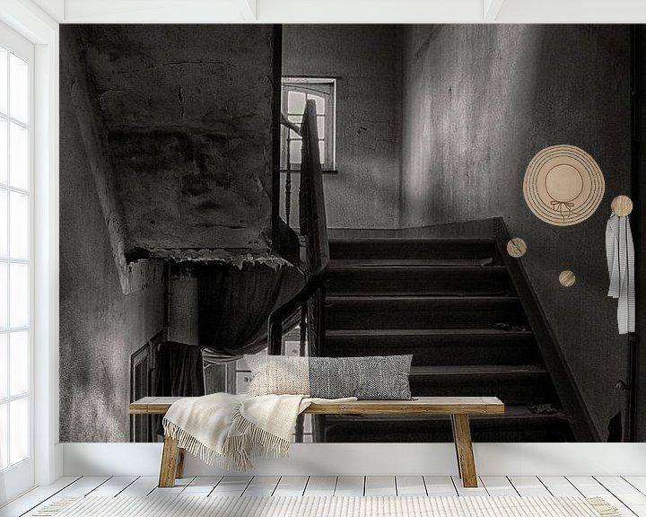 Beispiel fototapete: Treppe von peter reinders