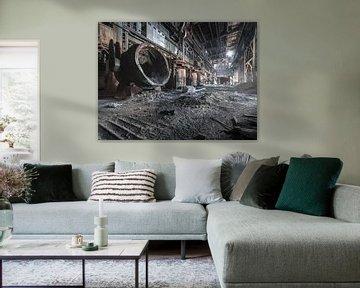 Staalfabriek van Olivier Photography