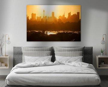Sydney skyline van Jiri Viehmann