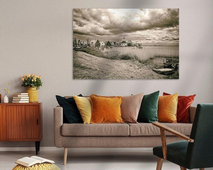 Sfeerimpressie: Durgerdam van Peter Bongers