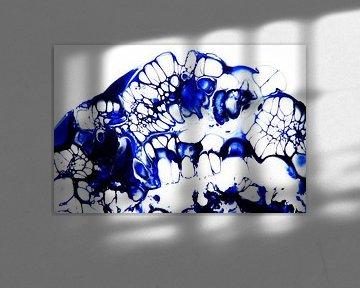 Delfter Blau/Delfisch Blau/Bleu de Delft von Joke Gorter