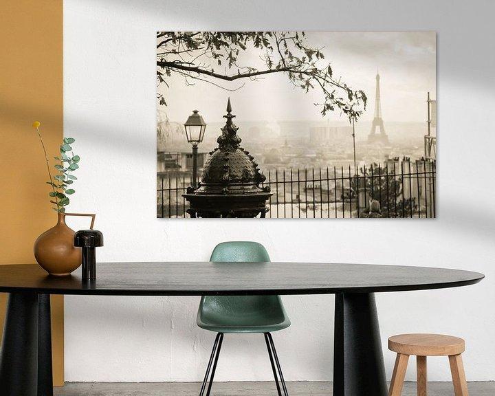 Sfeerimpressie: Prachtig Parijs van Arja Schrijver Fotografie