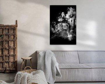 Lissabon in Flammen von Veerle Van den Langenbergh