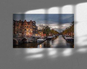 Amsterdam Papeneiland van Mike Bot PhotographS