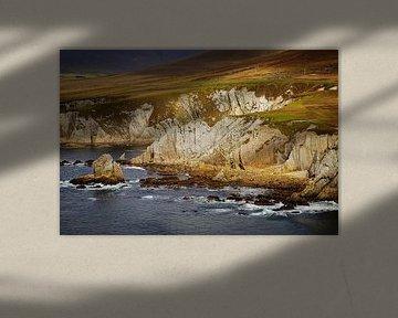 Irland - Mayo - Achill Island - White Cliffs