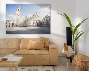 Lecce - Piazza del Duomo von Alexander Voss