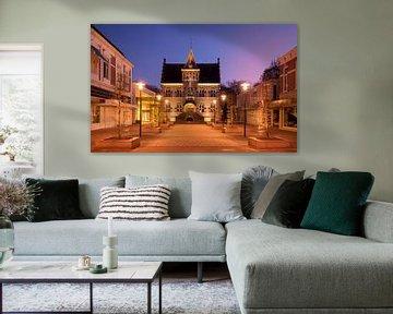 Rathaus Veendam von Marga Vroom