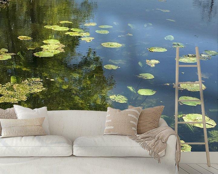 Beispiel fototapete: Teich von Bremens