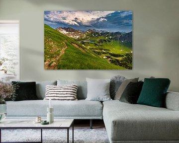 Schrecksee in de Allgäuer Alpen van MindScape Photography