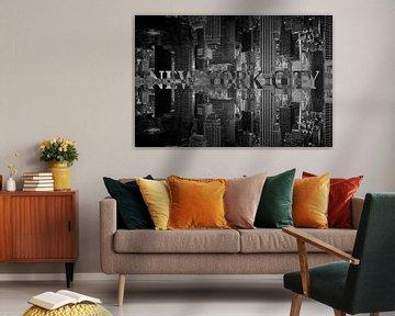 New York City auf den Kopf gestellt von Veerle Van den Langenbergh