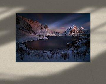 Reinevagen Sonnenaufgang von Wojciech Kruczynski