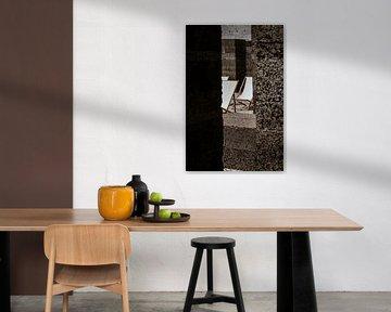 Strandkörbe minimalistisch von Celisze. Photography