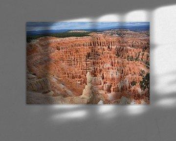 Bryce Canyon Vereinigte Staaten von My Footprints