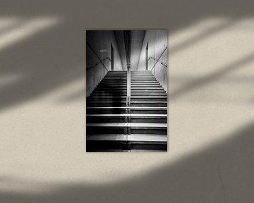 Reflektierende Treppe von celine bg