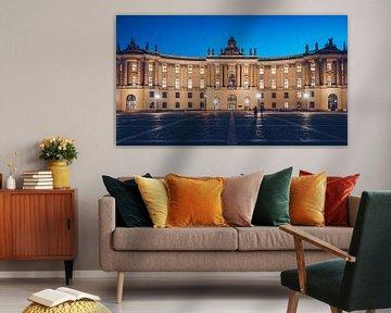 Berlin – Bebelplatz / Alte Bibliothek von Alexander Voss