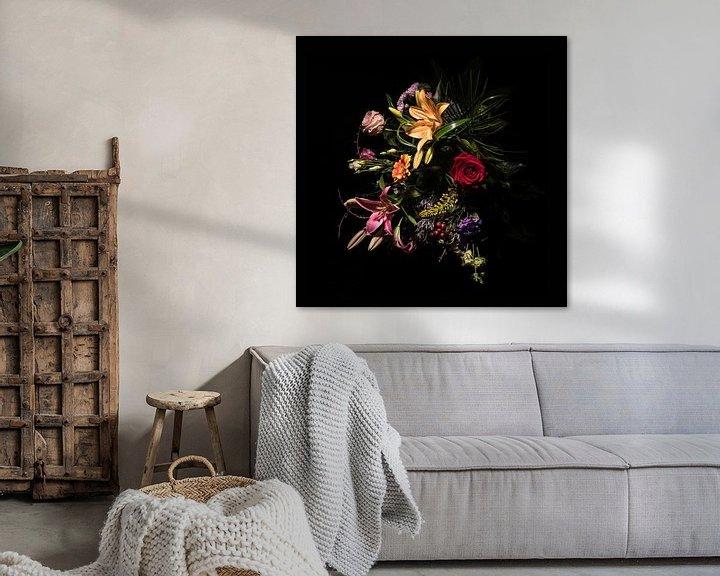 Beispiel: Stilleben mit Blumen von Bianca Neeleman