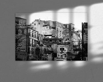 Neapolitanische Häuser von Chantal Koster
