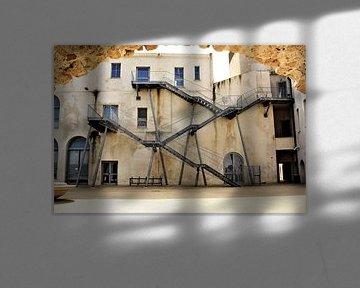 Silvester in Alghero von Angela Kieboom, van Erp