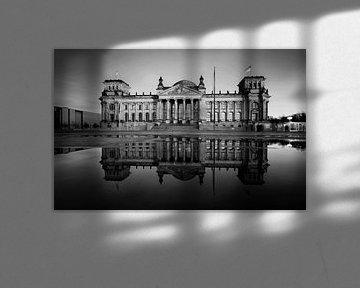 Berlijn Reichstag gebouw