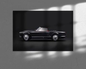 Lancia B24 Aurelia Spider von Maurice Volmeyer