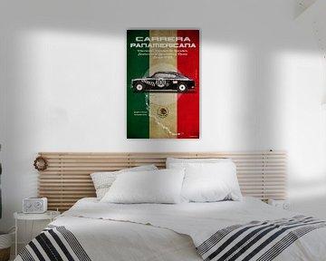 Carrera Panamericana Vintage L von Theodor Decker