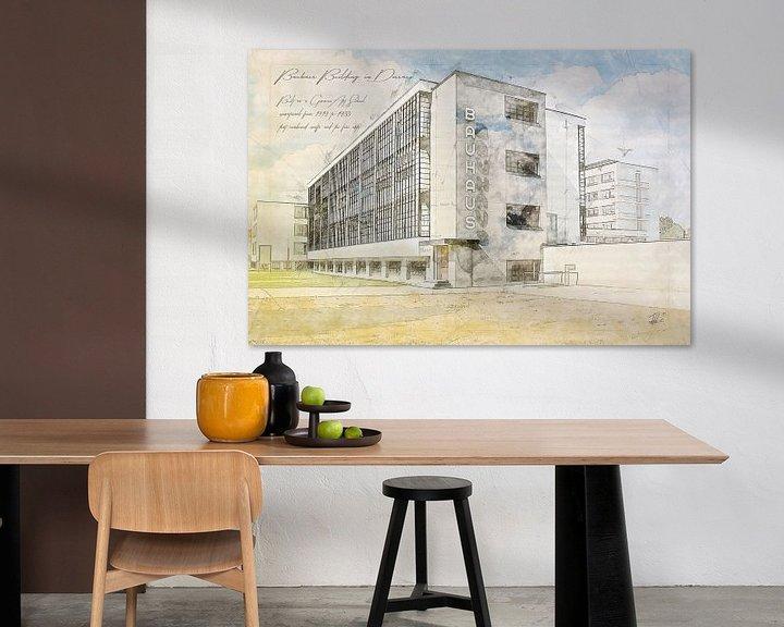 Beispiel: Bauhaus von Theodor Decker