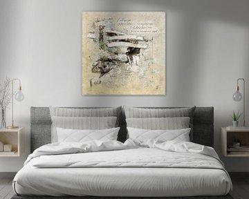 Fallingwater, Frank Lloyd Wright... van Theodor Decker