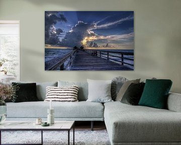 Naples Florida van Rene Ladenius Digital Art