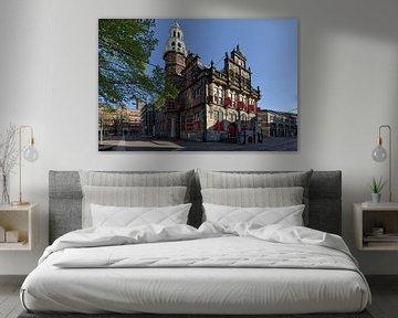 Altes Rathaus Den Haag von Robert Jan Smit