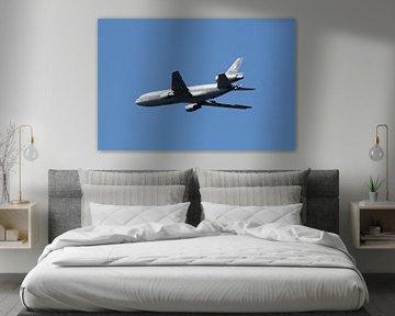 McDonnell Douglas KDC-10-transportvliegtuig van Ad Hoeks