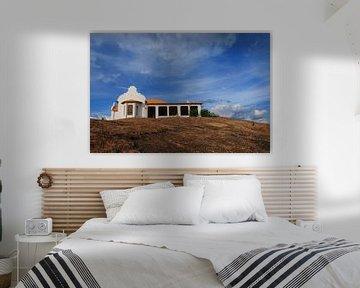 Haus auf dem Hügel in Namibia von Bobsphotography