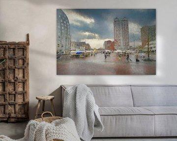 Marktplein Rotterdam