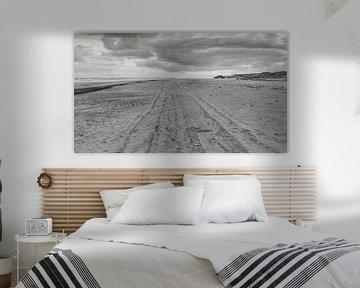 Spuren im Sand von Timo Bergenhenegouwen