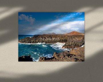 Kliffen van Lanzarote van Stijn Cleynhens
