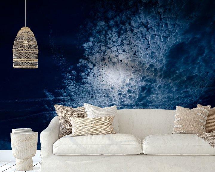 Sfeerimpressie behang: 0564 Moonshine van Adrien Hendrickx
