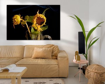 Malerische Sonnenblumen von Thomas Jäger