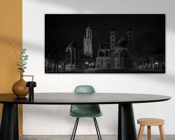 Maastricht - Vrijthof - Sint Servaas Basiliek - Sint Janskerk van Teun Ruijters