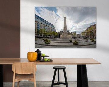 Nationaal Monument op de Dam van Foto Amsterdam/ Peter Bartelings