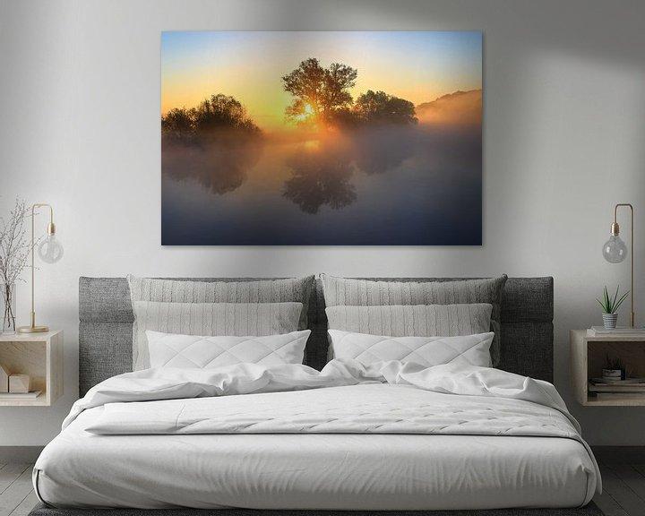 Sfeerimpressie: Droomachtige lichtsfeer van Bernhard Kaiser