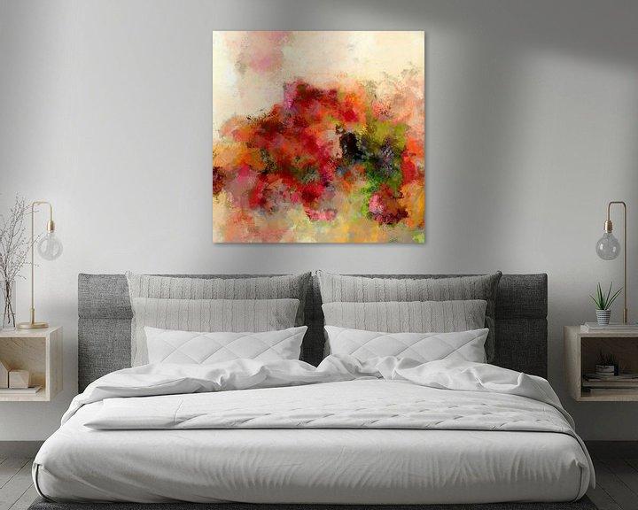 Beispiel: Still life wwith flowers von Andreas Wemmje