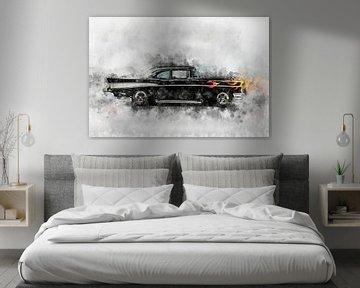 Chevrolet Bel Air 1957 von Theodor Decker